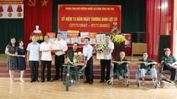 Công ty CP Supe Lâm Thao tặng quà, tri ân người có công tỉnh Phú Thọ