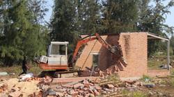 """Khu kinh tế Nhơn Hội: Giá đất tăng dẫn đến """"chiếm"""" đất"""