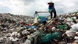 Bãi rác lớn nhất Hà Nội quá tải, sắp không còn chỗ để chôn lấp rác