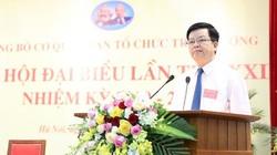 Phó trưởng Ban Tổ chức Trung ương Mai Văn Chính đắc cử chức vụ Đảng