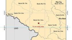 Nóng: Lại động đất ở Sơn La