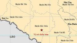 Lại xuất hiện động đất ở Sơn La