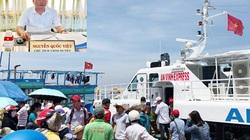 Quảng Ngãi: Khẩn cấp đưa hơn 2.100 khách rời đảo Lý Sơn về đất liền