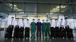 """Chuyến bay """"chưa từng có"""" đón 120 bệnh nhân Covid-19 từ Guinea Xích Đạo"""