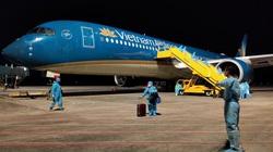Sân bay Vân Đồn đón 276 công dân Việt Nam trở về từ vùng dịch lớn nhất thế giới