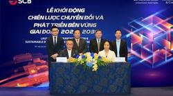 SCB khởi động chiến lược chuyển đổi và phát triển bền vững giai đoạn 2020-2030