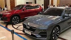 VinFast tặng tiền mặt tận 120 triệu đồng cho khách hàng từng mua Lux và Fadil