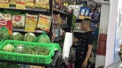 Đà Nẵng tìm ra gã đàn ông bôi nước bọt trong siêu thị