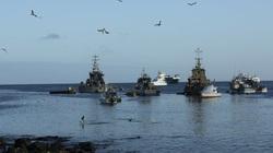 Đội tàu cá khổng lồ của Trung Quốc khiến Ecuador phải gióng chuông báo động