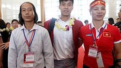 Bố tuyển thủ Vũ Văn Thanh qua đời: Chiếc lá thu vàng đã rụng…