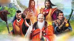 """""""Võ lâm ngũ bá"""" trong tiểu thuyết Kim Dung gồm những ai?"""