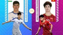 Vì sao Công Phượng thua giải Cầu thủ được yêu thích nhất Asian Cup 2019?
