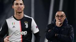"""HLV Sarri """"dội nước lạnh"""" vào tham vọng lớn của Ronaldo"""