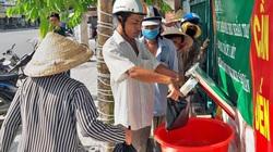 """Dịch Covid-19: Long An lắp thêm 9 """"ATM gạo"""""""