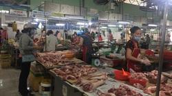 Dịch Covid-19 ở Đà Nẵng: Giá thịt heo nhích lên, sức tiêu thụ mạnh