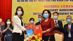 Viện trợ không hoàn lại hơn 6,2 triệu USD giúp Việt Nam phát hiện và ứng phó Covid-19