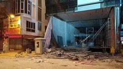 Siết an toàn lao động sau vụ tai nạn sập giàn giáo khiến 4 người tử vong