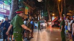 Vụ sập giàn giáo tại Hà Nội: Đã có 4 người tử vong