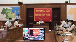 Thường trực Thành ủy Đà Nẵng yêu cầu khẩn trương xây dựng Bệnh viện dã chiến