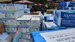 """Thực phẩm, hàng hóa... """"đổ"""" về các bệnh viện Đà Nẵng hỗ trợ tuyến đầu chống dịch Covid-19"""