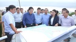 Bộ trưởng Nguyễn Xuân Cường nói gì khi thăm, làm việc tại huyện Kim Sơn của tỉnh Ninh Bình?