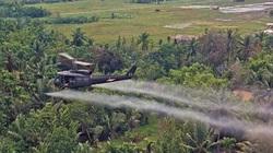 Vũ khí hóa học khủng khiếp Mỹ sử dụng trong chiến tranh Việt Nam