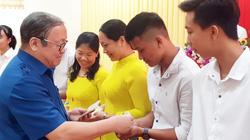 Trà Vinh: Lần đầu tiên kết nạp sinh viên đại học vào làm hội viên Hội Nông dân Việt Nam