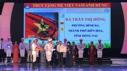 Đặc biệt chăm lo cho các Bà mẹ Việt Nam anh hùng