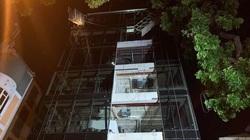 Tiết lộ về nhà thầu thi công vụ gãy thang treo lắp kính khiến 4 người tử vong