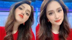 """Khoe nhan sắc xinh đẹp để lộ nhẫn kim cương khủng, Hương Giang khiến fan trầm trồ """"đã đẹp còn giàu"""""""