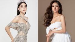 """Siêu mẫu Minh Tú gây choáng với vòng 2 ngấn mỡ, Trần Tiểu Vy """"điên đảo"""" chụp hình"""