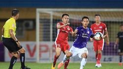 Quang Hải không thi đấu, Hà Nội FC chia điểm với Viettel