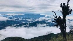 """Cao Bằng: Ở nơi này núi cỏ xanh rì, nằm xuống tha hồ ngắm """"thiên đường mây trắng"""""""