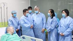 Phi công người Anh khỏi bệnh, Việt Nam không còn bệnh nhân nước ngoài nhiễm nCoV