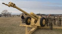 """Lạ lùng: Quân đội Mỹ """"học cách dùng"""" pháo Liên Xô"""