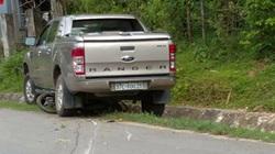 Công an thông tin vụ Trưởng phòng TN&MT gây tai nạn chết người