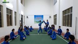 Quảng Ninh: Lớp học võ miễn phí cho trẻ em có hoàn cảnh khó khăn