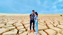 """Bình Định: Sự thật về """"sa mạc đất nứt toác"""" độc, lạ khiến giới trẻ sốt rần rần"""