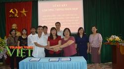 Điện Biên: Ký kết xây dựng HTX kiểu mới và chi hội nông dân nghề nghiệp