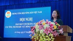 Phó Chủ tịch Hội NDVN: Hỗ trợ nông dân khắc phục khó khăn sau hạn mặn và sau dịch Covid-19