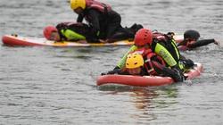 Ảnh: Ngập lụt khắp nơi, Trung Quốc nâng mức độ khẩn lên cấp 3