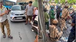 Khởi tố tài xế vi phạm luật, kéo lê CSGT trên đường tại Hà Nội