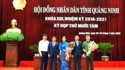 Nữ Phó Chủ tịch UBND tỉnh Quảng Ninh vừa được bầu là ai?