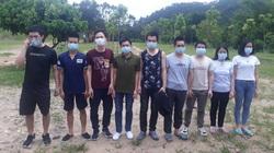 Quảng Ninh: Thêm 9 đối tượng nhập cảnh trái phép