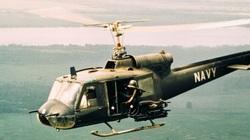 Vì sao trực thăng Mỹ lại mong manh, yếu ớt ở chiến trường Việt Nam?