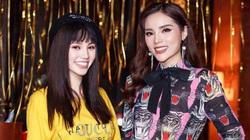 """Lùm xùm Hoa hậu Jolie Nguyễn tự tạo scandal để nổi tiếng, chơi xấu Kỳ Duyên bất ngờ bị dân mạng """"đào mộ"""""""
