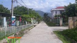 Cách làm nông thôn mới ở huyện nghèo Nậm Nhùn
