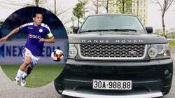 """Nguyễn Văn Quyết tậu siêu xe Range Rover có biển VIP """"tứ quý 8"""""""
