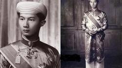 """Bất ngờ thần thái """"ngút trời"""" của Thái tử cuối cùng triều Nguyễn"""