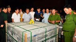 Thu thêm hàng trăm kg ma túy trong đường dây do cựu cảnh sát Hàn Quốc cầm đầu
